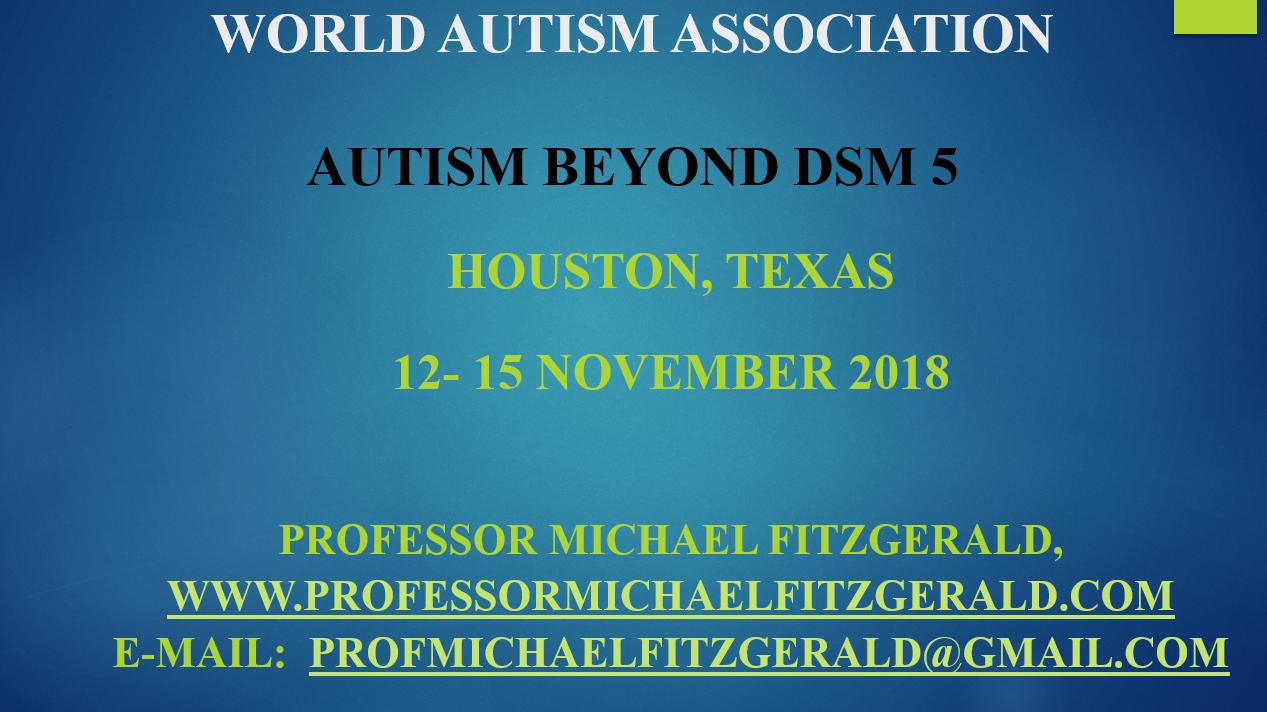 Autism Beyond DSM 5